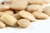 Premium Sicilian Blanched Almonds, Organic 500g (Sussex Wholefoods)