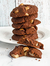 ''Milky'' Chocolate & Brazil Nut Cookies