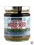 Premium, Raw & Organic Mixed Seed Butter with Barley Grass Powder 250g (Carley's)