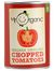 Chopped Tomatoes, Organic 400g (Mr Organic)