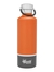 Classic Insulated Bottle Orange Grey 600ml (Cheeki)