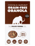 Cocoa & Hazelnut Paleo Granola 285g (The Paleo Foods Co.)