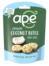 Coconut Bites with Chia, 30g (Ape Snacks)