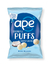 Lightly Salted Coconut and Rice Puffs 25g (Ape Snacks)