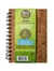 Cork Cover Perpetual Agenda, 168 sheets (Onyx and Green)