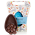 Dark Chocolate Easter Egg with Buttons, Organic 250g (Montezuma's)