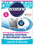 Washing Machine & Dishwasher Cleaner 135g (Ecozone)