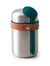 Food Flask 400ml (Black and Blum)