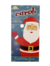 Hollow Carob Santa Claus 75g (Siesta)