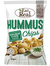 Hummus Chips Sour Cream & Chives 45g (Eat Real)