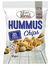 Hummus Chips Sea Salt 135g (Eat Real)