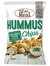 Hummus Chips Sour Cream & Chives 135g (Eat Real)