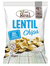 Lentil Chips Sea Salt 113g (Eat Real)