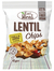 Lentil Chips Lemon Chilli 113g (Eat Real)