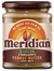Smooth Peanut Butter, Organic 280g (Meridian)