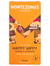 Dark Chocolate Orange & Geranium Bar 90g (Montezuma's)