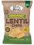 Lentil Chips Sea Salt 100g, Organic (Eat Real)