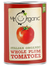 Whole Plum Tomatoes, Organic 400g (Mr Organic)