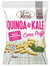 Quinoa & Kale White Cheddar Puffs 40g (Eat Real)