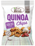 Quinoa Sundried Tomato and Roast Garlic Chips 80g (Eat Real)