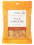 Tamari Rice Crackers, Organic 50g (Clearspring)