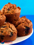 Scoffins (Rice Bran Muffins) - Recipe