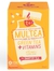 Multea Lemon & Peach Green Tea x 15 sachets (T Plus)