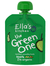 Stage 2 The Green One Smoothie, Organic Single Pouch 90g (Ella's Kitchen)