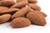 Premium Sicilian Almonds, Organic 500g (Sussex Wholefoods)