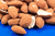 Unblanched Almonds 22.68kg (Bulk)