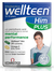 WellTeen Him Plus, 28 Tablets + 28 Capsules (Vitabiotics)