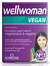 Wellwoman Vegan, 60 Tablets (Vitabiotics)