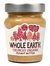 Crunchy Peanut Butter, Organic 227g (Whole Earth)