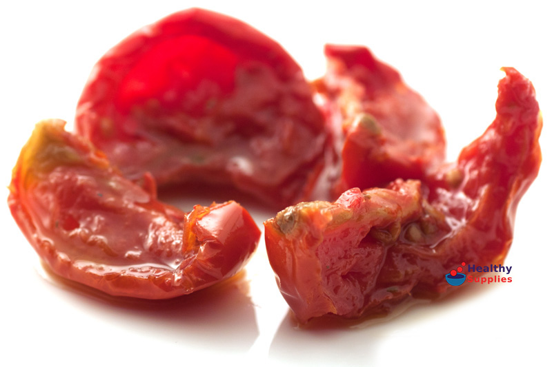 how to make semi dried tomatoes in oil