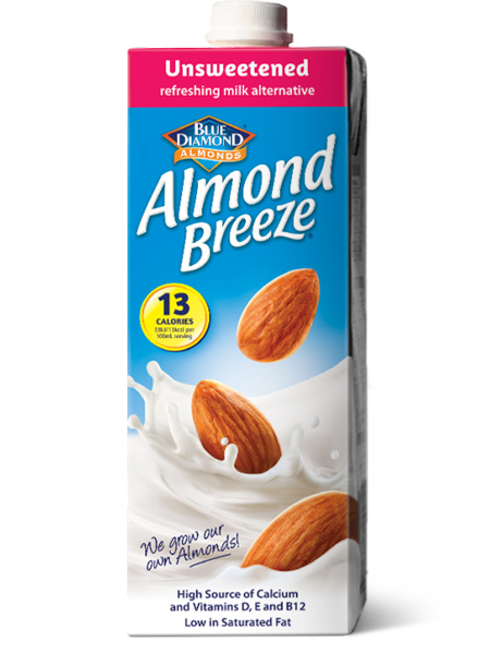 Is almond breeze healthy