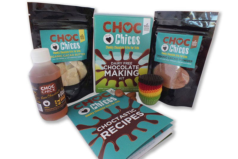 Choc Chicos Chocolate Making Kit For Kids 300g Choc Chick