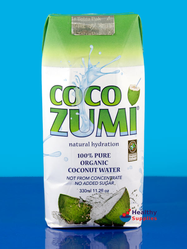 100 pure organic coconut water 330ml coco zumi healthysupplies co