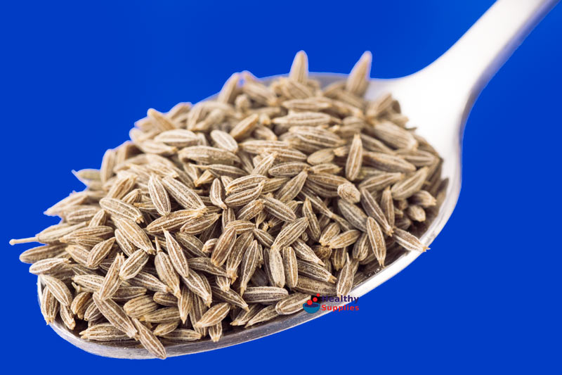 Whole Cumin Seed 100g (Hampshire Foods) - HealthySupplies ...