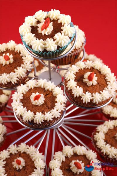 Goji Berry Cupcakes Recipe Healthysupplies Co Uk Buy