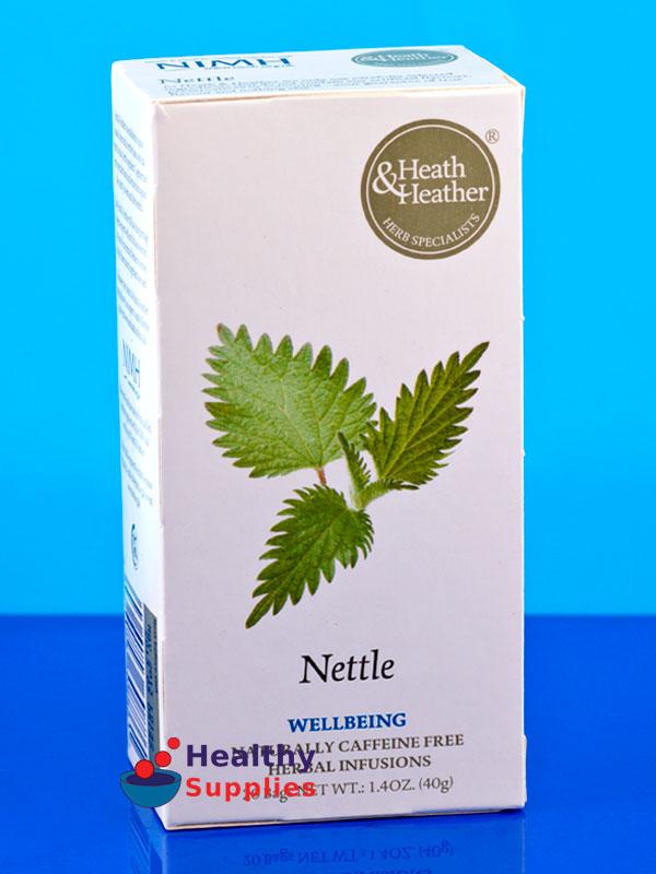 Heath And Heather Nettle Tea Healthysupplies Co Uk Buy