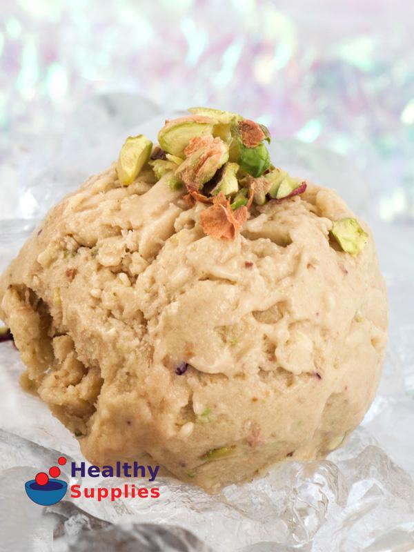 Pistachio Ice Cream - HealthySupplies.co.uk. Buy Online.