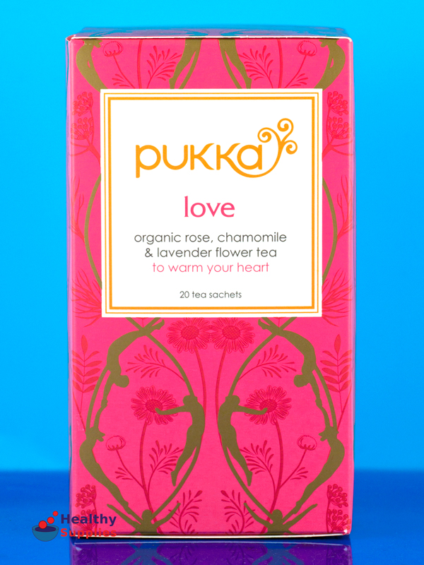 Pukka tea love