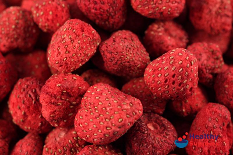 is freeze dried fruit healthy fruit baskets delivered