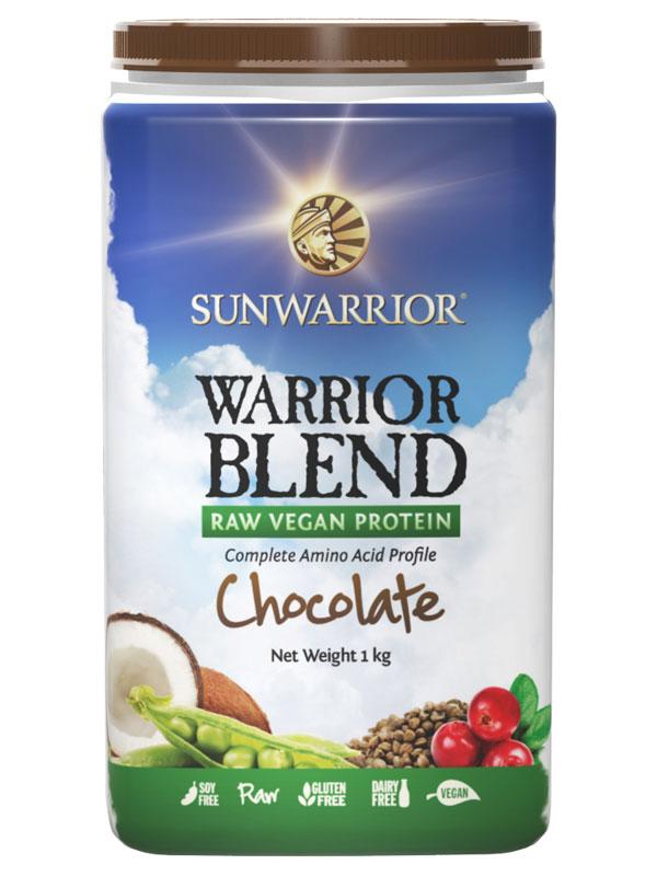 Sun warrior chocolate