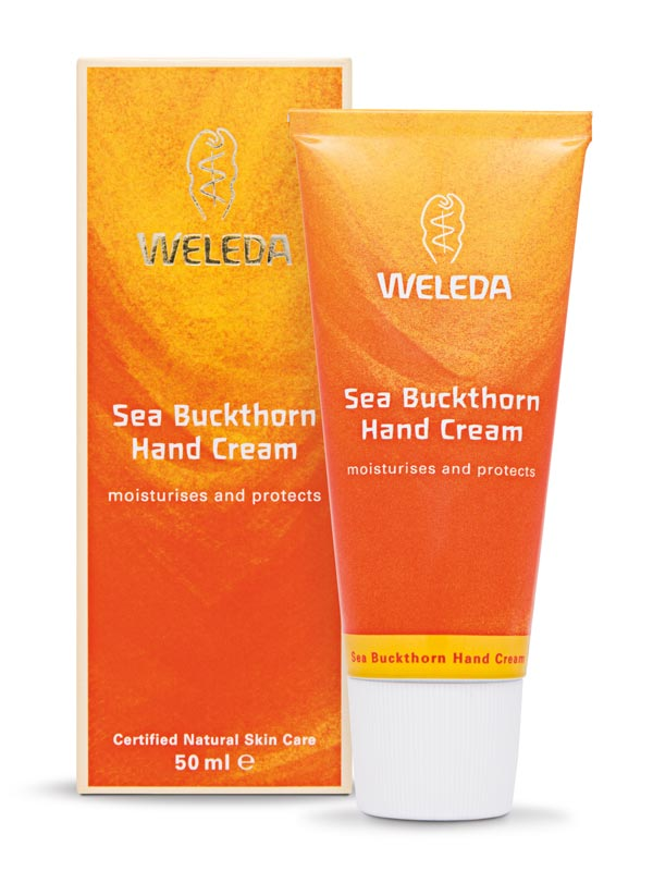 Spring hand cream orange hawthorn yellow 75ml and other very