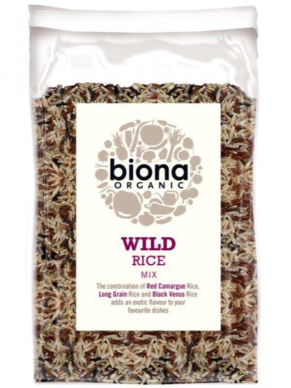organic wild rice paleo diet